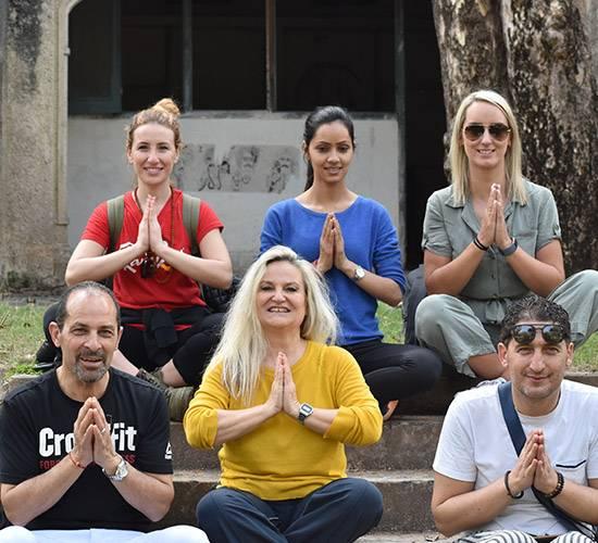 3 day meditation retreat india