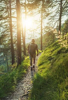 nature-hiking